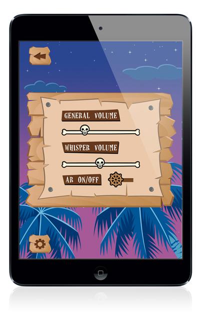 diseño de interface para app