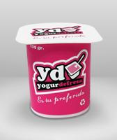 vicepresidente ejecutivo yogur de fresa