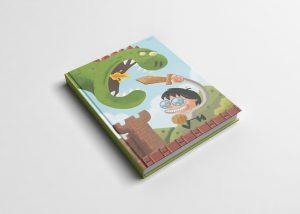Llibret de la AC Falla el Mocador de Sagunt 2018. Una col·lecció de literatura infantil i juvenil.