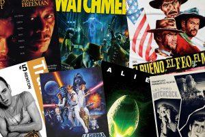 Top 10 diseño de créditos de películas